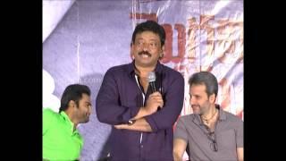 Ram Gopal Varma's Mogali Puvvu trailer launch - idlebrain.com