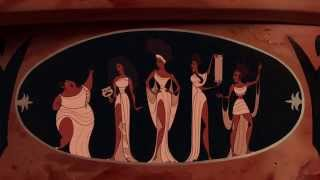 Hercules intro (opening scene and song The Gospel Truth) - Blu-Ray HD