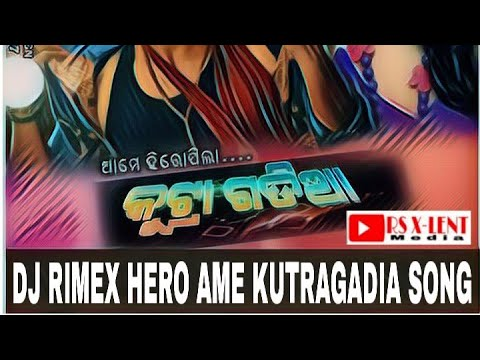 New Sambalpuri dj Song || Hero Ame Kutragadia || Mix by Dj Rs X-lent DJ ||