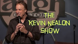 New Material Night with Kevin Nealon Show Promo 2017