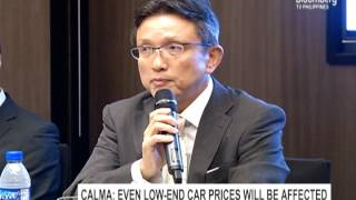 IMPACT OF EXCISE TAX HIKE ON CAR SALES