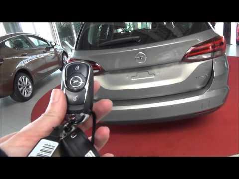 New Opel Astra V Sports Tourer 1.4 Turbo ELITE 2016