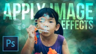 Using Apply Image in Photoshop to Create Powerful Effects