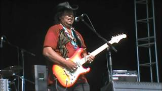 Guitar Shorty Live at Dutch Mason Blues Festival
