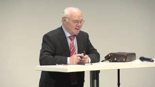 Neuromarketing Kongress 2014: Prof. Dr. Dietrich Dörner, vom Umgang mit Komplexität