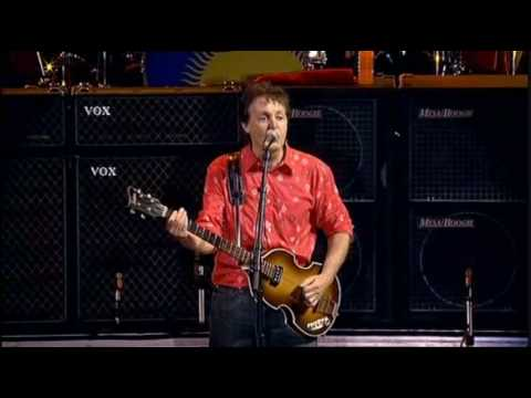 Paul McCartney - Band on the Run (Live)