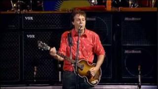 Paul McCartney - Band on the Run (Live)