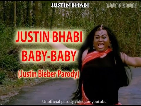JUSTIN BHABI ( Justin Bieber Parody ) ( manipuri funny video 2015 )