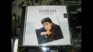 EMRAH AYRILAMAM (CD KAYIT ORJİNAL)