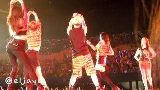 [FANCAM] 20130825 f(x) - Hot Summer | M! Countdown at KCON '13