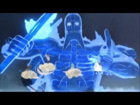 Naruto Shippuden Ultimate Ninja Storm 3 Madara vs The 5 Kages Boss Battle Best Quality