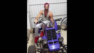 Bikelife @NetoBanshee  Try to kill yamaha banshee 350