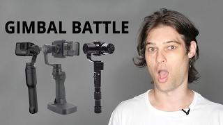 Gimbal Battle - Hero5 Gimbals