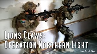 Lions Claws Operation Northern Light - Bullet Train