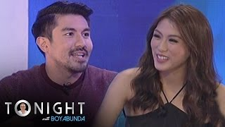 TWBA: Luis got a scratch from Alex Gonzaga