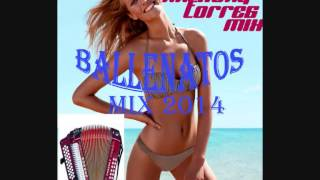 VALLENATOS CLASICOS MIX 2014  ANTHONY DJ