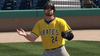 MLB The Show 19  - Matt Myer Road To The Show Pirates Catcher MLB 19 RTTS EP3