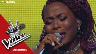 Marie Love - Elle Et Toi | (The Voice Afrique francophone 2016 - GrandShow 2)