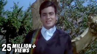 Aane Se Uske - Bollywood Classic Songs -  Jeetendra & Tanuja - Jeene Ki Raah