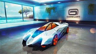 [Asphalt8:Airborne] Lamborghini Egoista Gameplay (Multiplayer)