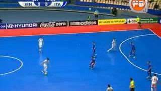 [Futsal] Iran 5-5 Italy
