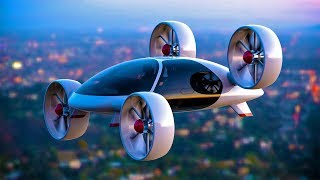 6 Real Flying Cars You Must See