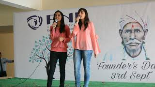 Duet Song Performance on Founder