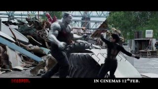 Deadpool 2016 Official Telugu Dubbed Movie Trailer