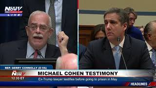 PART 2: Michael Cohen Testimony Taking On President Trump