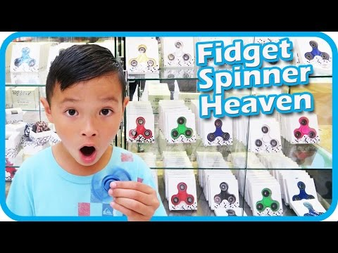 Xxx Mp4 FIDGET SPINNER Toy Hunt At Shopping Mall I Got 3 FREE Fidget Spinners And A Case – TigerBox HD 3gp Sex