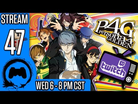 PERSONA 4 GOLDEN Part 47 TFS Plays TFS Gaming