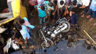 Tukuda breez accident janha mamu bus