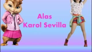 Alvin y las ardillas canciones de soy luna