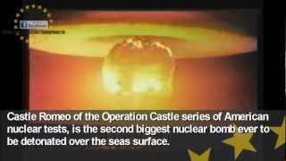 Top 10 Most Powerful Nuclear Bombs In History