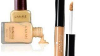 LAKME Perfecting liquid foundation | Lakmé Absolute Face Stylist Concealer Review