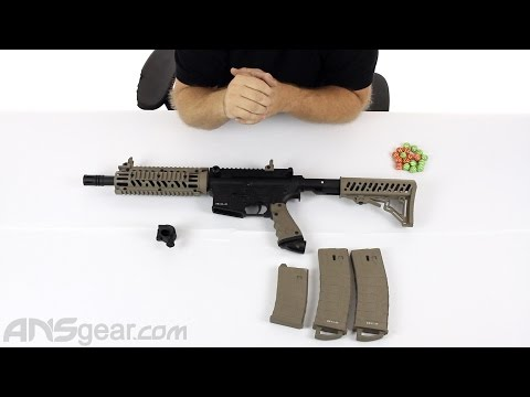 Tippmann TMC Paintball Gun - Review