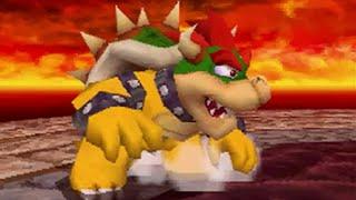 Super Mario 64 DS - All Bosses