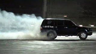 استعراض سونيك في حلبة قطر