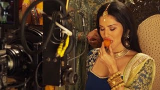 ON LOCATION: Sunny Leone Shoots For A Brand