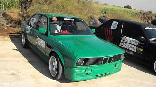 فيديو مجموعة سيارات رالي اريحا فلسطين2011-11-25.