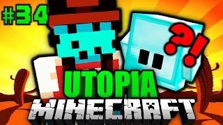 Ein WESTERN COWBOY?! - Minecraft Utopia #034 [Deutsch/HD]