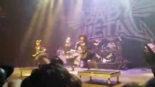 Babymetal (Doki Doki Morning)@ Fillmore MD, WORLD TOUR 5/10/2016