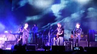 The National + Justin Vernon [Bon Iver, Volcano Choir, ...] - Slow Show (Primavera Sound 2014)