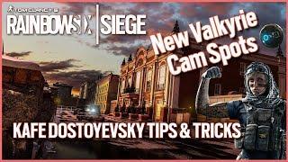 New Kafe Map Valkyrie Cam Spots & Tips and Tricks - Rainbow Six Siege Operation Phantom Sight