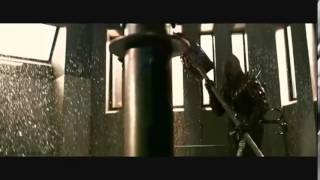 Resident Evil  Afterlife   Axeman Fight