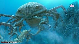 10 حيوانات عـمـلاقــة عاشت على الارض من ملايين السنين !