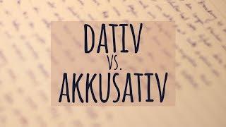 Dativ und Akkusativ unterscheiden einfach erklärt! | Präpositionen