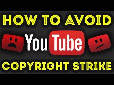 How To Avoid Or Remove Copyright Strikes on YouTube In Hindi
