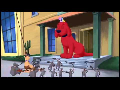 Clifford s Really Big Movie Trailer