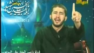 حسن اللهياري يعترف ع قناته لاأناظر الناصبي رامي عيسى ابدااا